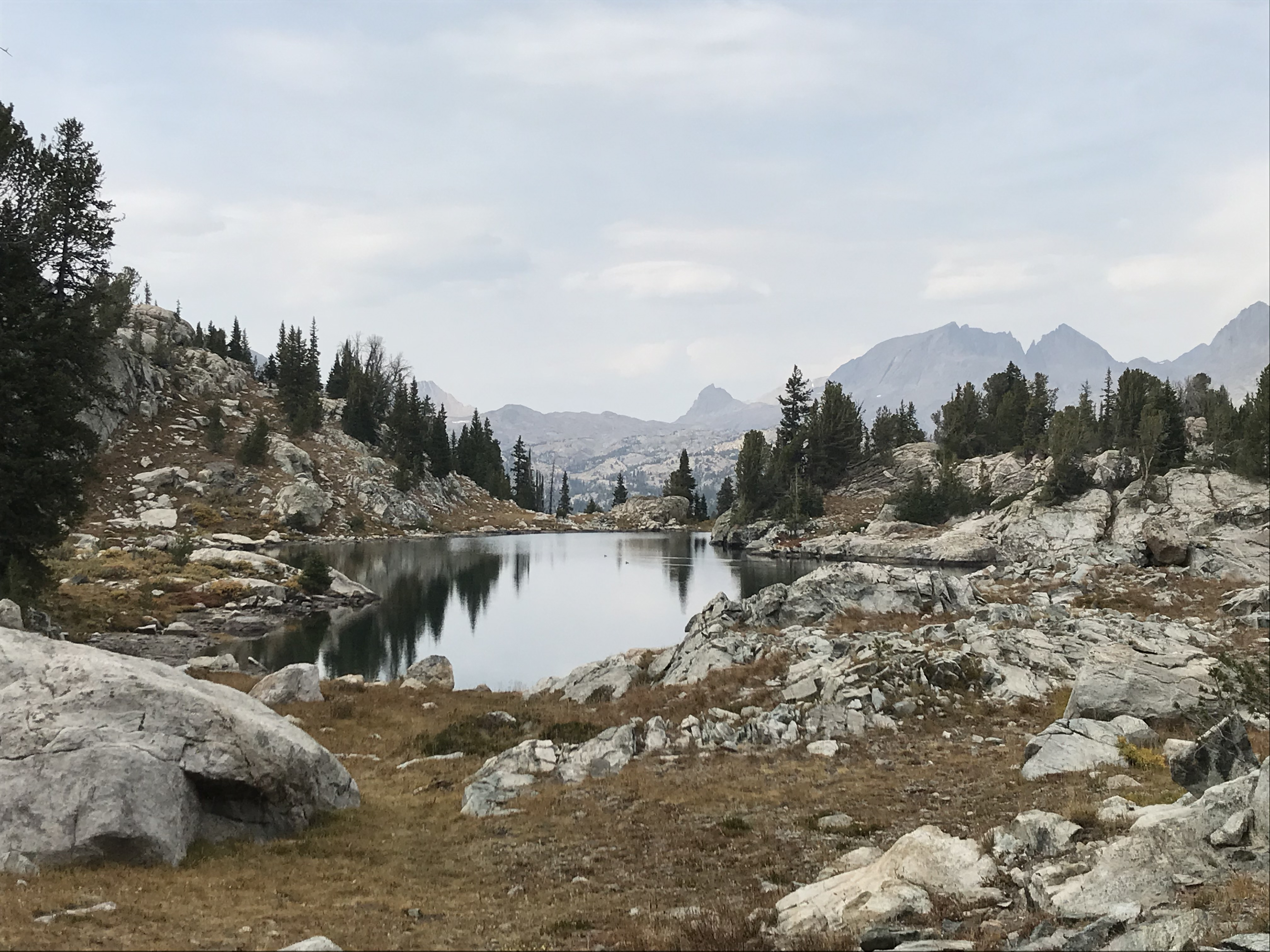 Unnamed Alpine Lake